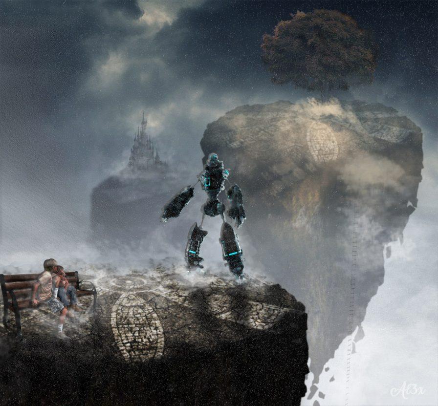 Imagen con diseño de videojuego